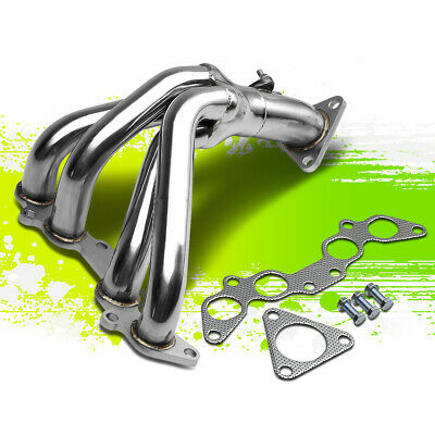 MANIFOLD HEADER//EXHAUST FOR 90-99 TOYOTA CELICA GT//GTS 2.2 5S-FE ST184 ST204