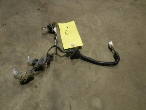 Jeep cherokee XJ 97-01 rear tail light wiring harness left or right side oem