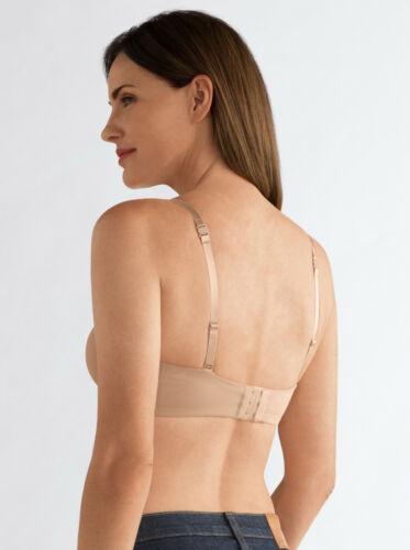 NUDE 457 Amoena /'Barbara/' Strapless Underwired Pocketed Mastectomy Bra