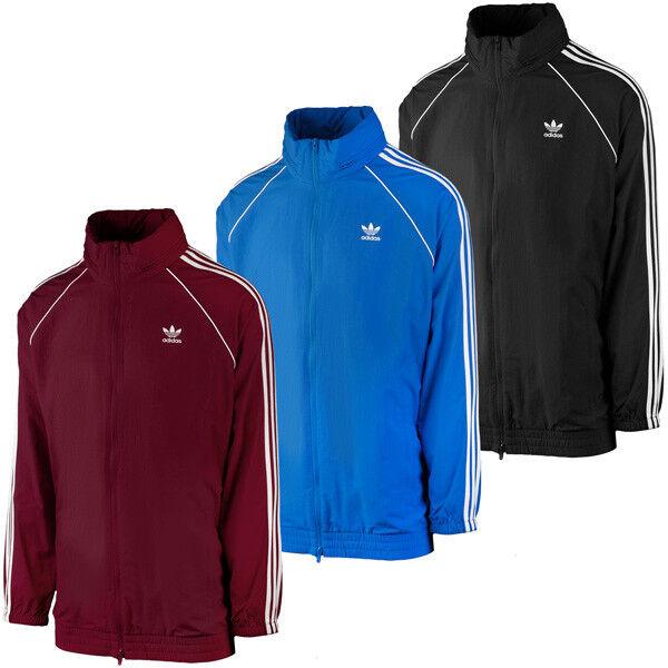 Adidas SST Windbreaker ORIGINALS superstar cazadora lluvia chaqueta de transición chaqueta