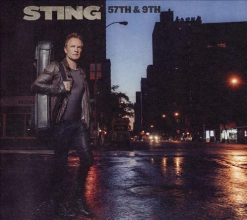 STING - 57TH & 9TH NEW CD