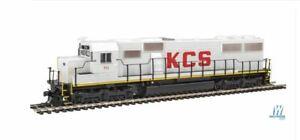 HO-WALTHERS-Mainline-910-20358-KANSAS-CITY-SOUTHERN-EMD-SD50-711-DCC-amp-SOUND