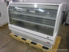 Turbo Air Tcdd 72h W N 72 Refrigerated Curved Display Deli Case 115 Volts
