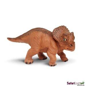 Safari Ltd 301929 Tricératops baby 8 cm Série Dinosaures  </span>