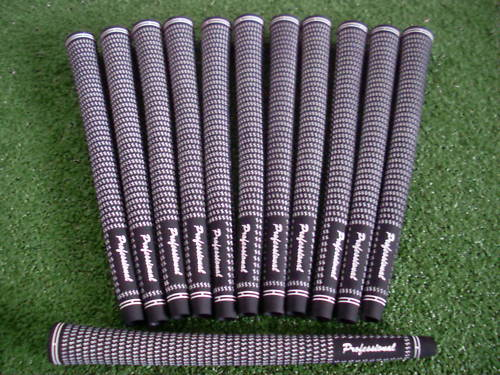 Professional OVERSIZE/JUMBO Rubber Grips - Qty 12 - FREE POSTAGE
