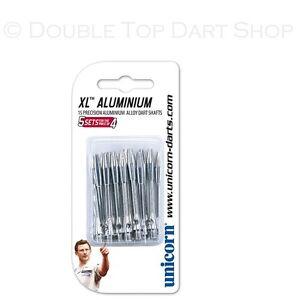 Distingué Licorne 5 Ensembles Xl Aluminium / Ali Dart Tiges / Arbres-afficher Le Titre D'origine