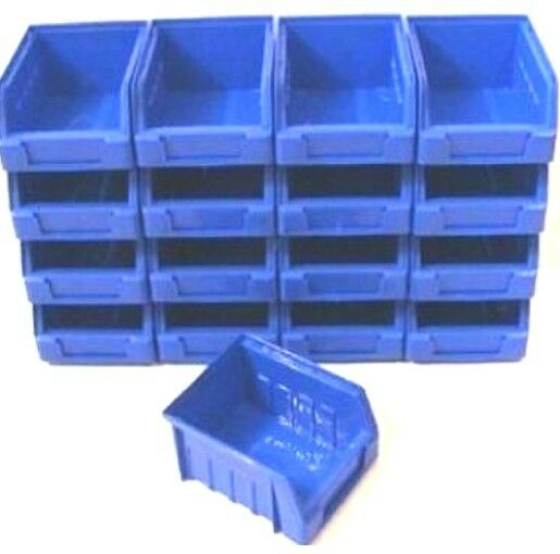 32 Storage Bins Bin For Garage Storage Box New Compleet In Specificaties