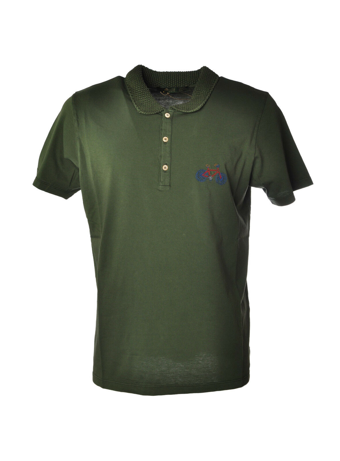 Irish Crone  -  Polo - Männchen - green - 3371620A181532