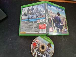 Watch Dogs 2 - MICROSOFT - XBOX 360  - XBOX X - XBOX ONE (RC)