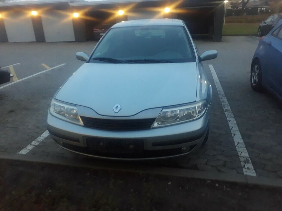 Renault Laguna II, 1,8 Authentique, Benzin