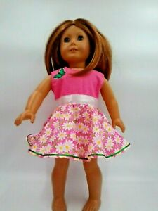 Daisy-Summer-Dress-fits-American-Girl-18-034-doll-clothes