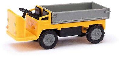 Busch Mehlhose Traktor E-Karre Balkancar Blau H0    21