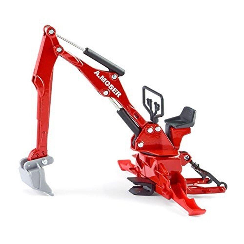1 32 Moser Arriere Digger Pour Les Tracteurs