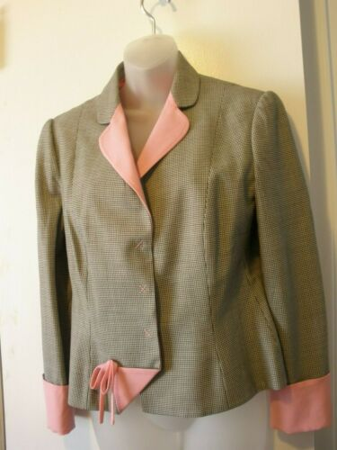 Vintage MOSCHINO Cheap And Chic Blazer Suit Jacket
