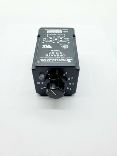 Time Mark Signaline Delay Timer 8 Pin Relay 330-H-180SEC