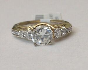 Blue Diamond Ring Wrap
