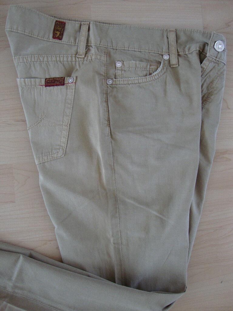7 for all mankind jeans donna tg. 25 NUOVO con etichetta