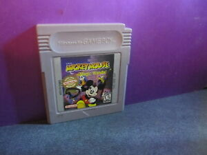 Disney-039-s-Mickey-Mouse-Magic-Wands-Nintendo-Game-Boy-1998-CART-ONLY