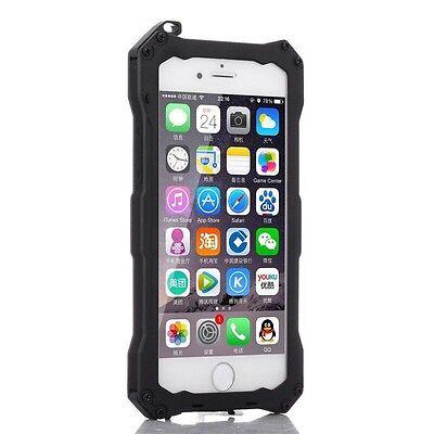 LUNATIK Inspired Gorilla Glass Aluminium Metal Shockproof Case For iPhone 6/6s