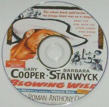 DRAMA 50: BLOWING WILD (1953) Hugo Fregonese Gary Cooper, Barbara Stanwyck