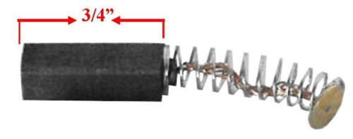 2pc set Porter Cable Carbon Brush for Model 330-Block Sanders