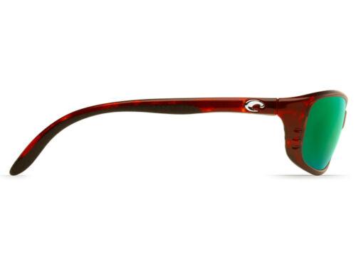 Green Mirror 580 Plastic 580P NEW Costa Del Mar Brine Tortoise