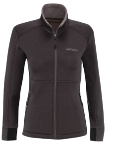 SKI-DOO  LADIES MUSKOKA FLEECE P N 4541121207 XL CHARCOAL GREY  we offer various famous brand
