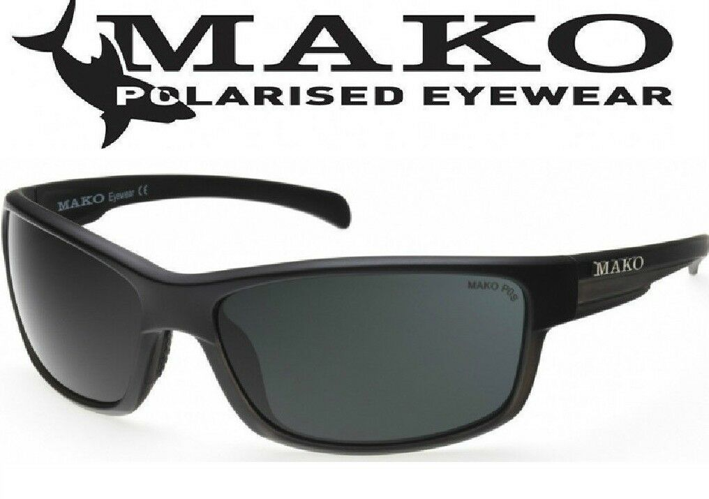 Mako SHADOW  Poly M03-P0S Polarised Polarized Fishing Boat Sunglasses  choices with low price