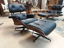 Awesome Mid Century Charles U0026 Ray Eames Lounge Chair U0026 Ottoman Rosewood MCM Repro