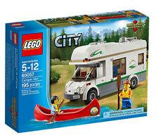NEW SEALED BOX LEGO City Camper Van (60057) RARE RETIRED