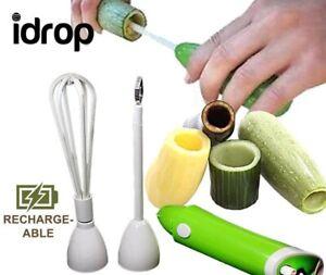 Scovino Elettrico Svuota Frutta Verdura Ortaggi HH-203B Multiuso 30W linq