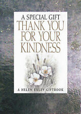 Thank You for Your Kindness: A Special Gift (Special Gifts),,Excellent Book mon0