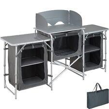 PROFI Campingküche Küchenbox Campingschrank Faltschrank Vorzelt 70//62//55cm HOT