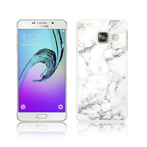quality design 5853d 585f5 Details about Marble Cover Case for Samsung GALAXY A3, A3 2016, A3 2017,  A5, A5 2016, A5 2017