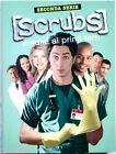 Dvd Scrubs - Medici ai primi ferri - Stagione 2 Seconda serie 4 dischi Usato