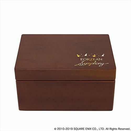 Square Enix FINAL FANTASY XIV Eorzean Symphony Music Box /<STORMBLOOD/>
