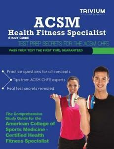 7d0aa6794a Image is loading ACSM-Health-Fitness-Specialist-Study-Guide-Test-Prep-