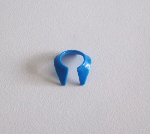COU PLAYMOBIL 0610 Col Bleu Vintage
