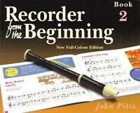 Recorder From The Beginning Book 2 Full Color Edition 014027195