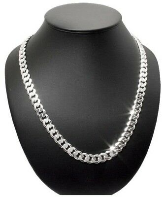 Mens Chain Link Necklace