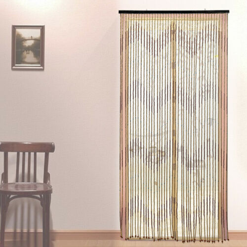 3X7FT Bead String Door Curtains Blinds Fly Screen Divider Window Fringe