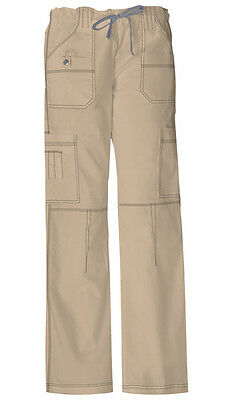 Scrubs Dickies Gen Flex Youtility Cargo Pant  857455 Khaki  FREE SHIPPING!