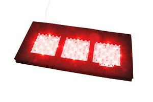 Infrared-LED-Therapy-Pad-XL3-Dual-Light-Deep-Penetration-Healing-and-Pain-Relief