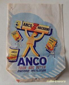 Sachet-publicitaire-ANCO-Macaroni-Semoule-Farine-Encore-MEILLEUR