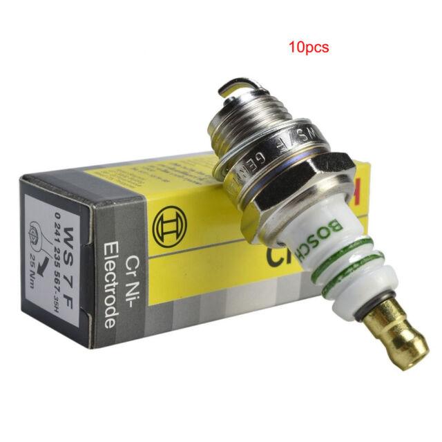 Box of 10 Spark plug BM6A CJ8 WS8E