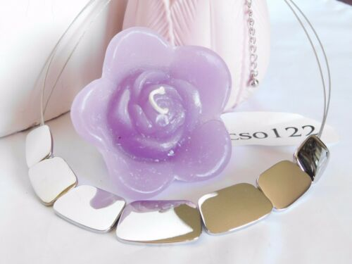 "Beautiful Lia Sophia SILVERADO Necklace NWOT 16-19/"""