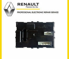 Renault Clio MK 3 UCH  BCM Body Control Module Repair Service