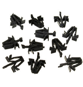 10Pcs-Grille-Grill-Trim-Retainer-Clips-For-Toyota-Tacoma-RAV4-4-Runner-durable