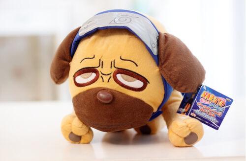 Dog Figur Figure Set 30cm 001 Neu Naruto Anime Manga Cosplay Plüsch Hund