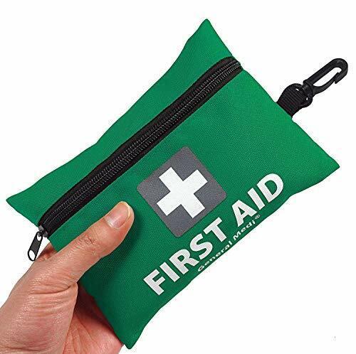 Général Medi Mini Trousse de premiers soins 92 pièces Small First Aid Kit-Comprend